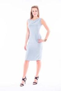 100% Silk leeveless Dress