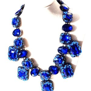 Jewellery Collection Blue Necklace