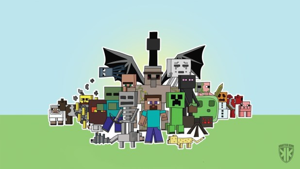 Minecraft Wallpaper Herobrine 78 Images