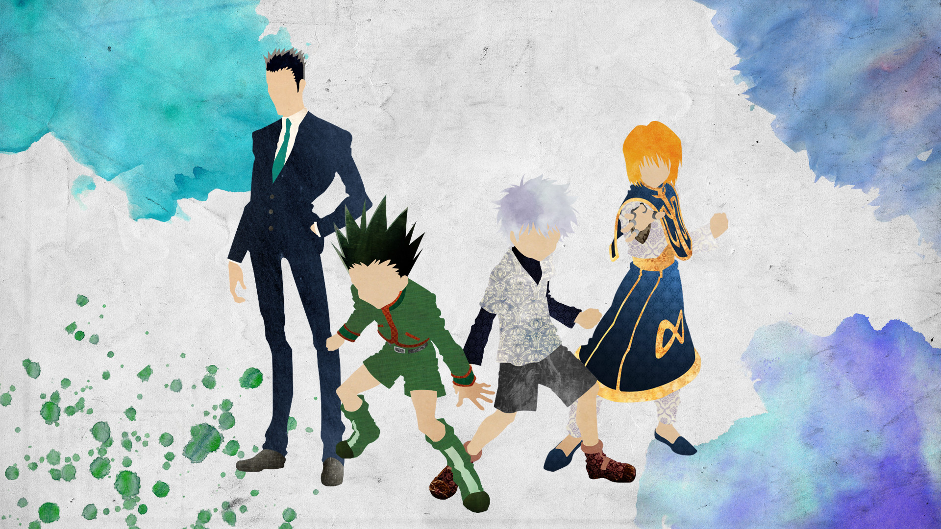 This extension features some of the cool hunter x hunter background to make you feel good on your chrome. Hunter X Hunter HD Wallpaper (70+ images)