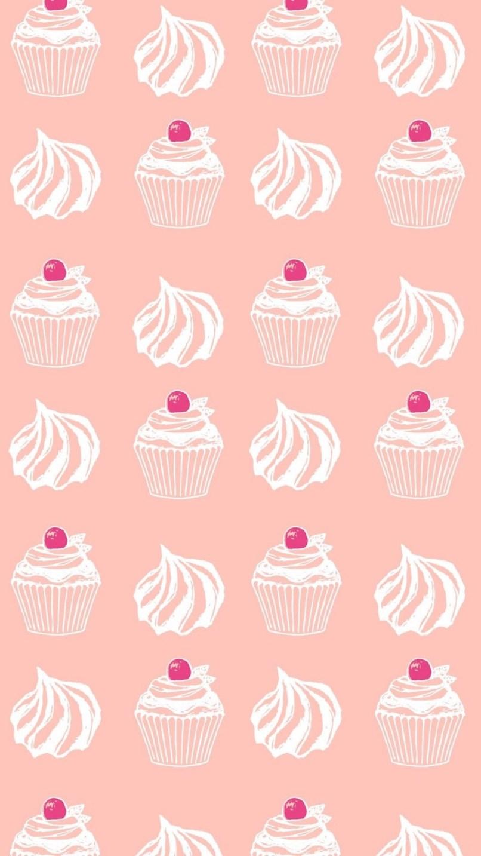 Cute Cupcake Wallpaper 55 Images