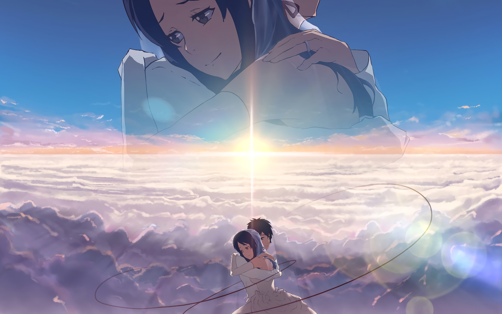 Search free kimi no na wa wallpapers on zedge and personalize your phone to suit you. Kimi No Na Wa Wallpapers (74+ images)