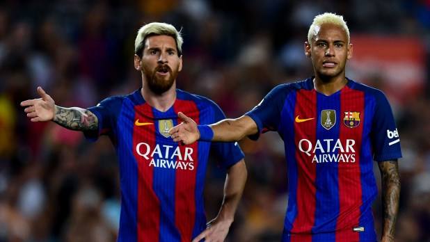 Ronaldo Vs Messi Neymar Wallpaper 2017 Wallpapersimages Org