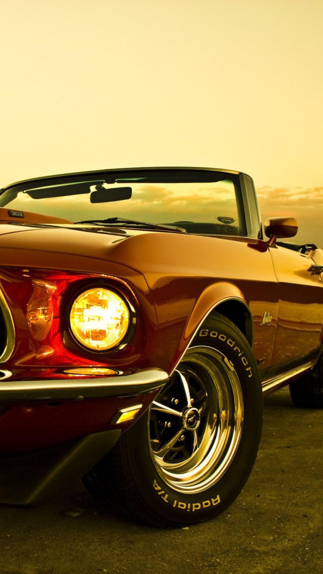 1969 Mustang Boss 302 Wallpaper