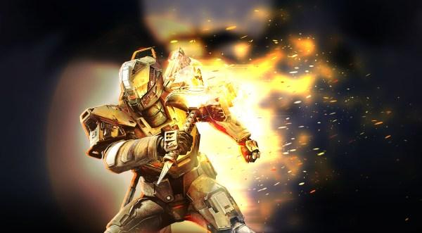 Destiny Titan Wallpaper HD (74+ images)