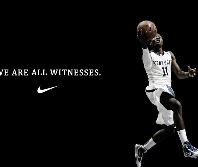 X Awesome Basketball Player Nike Wallpaper Wallpaper