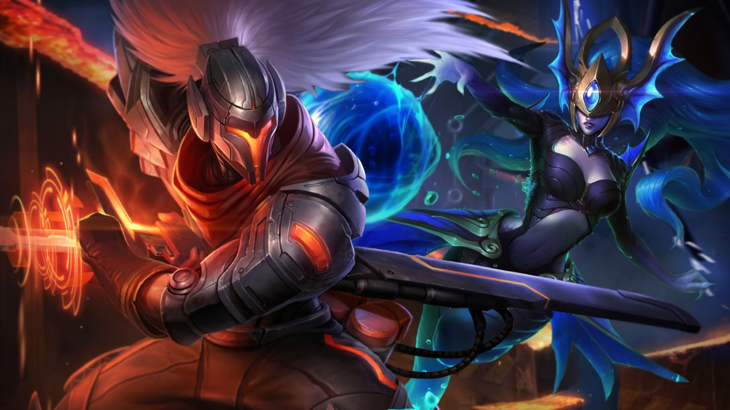 Project Yasuo Wallpaper Iphone Best Hd