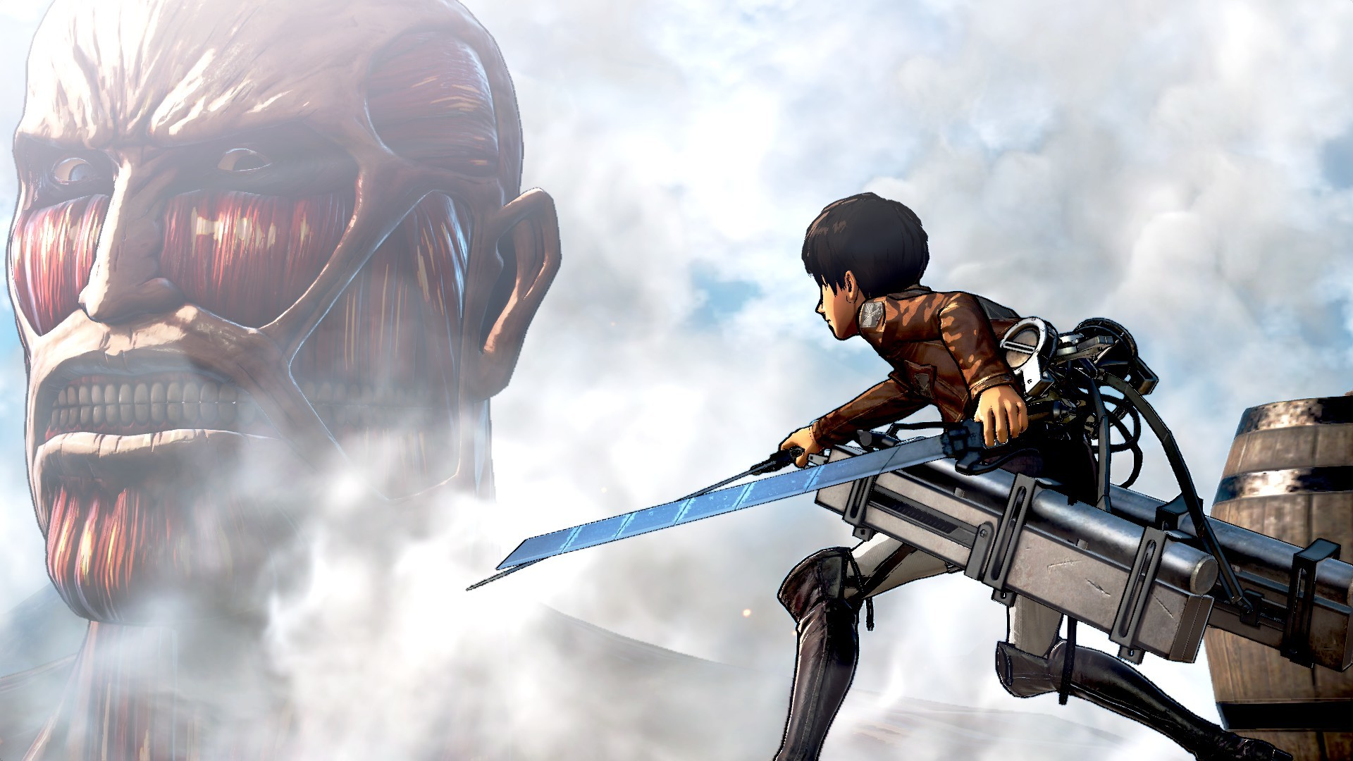 The ship sank just four days into its maiden voyage, but it made an indelible impression on the minds o. Attack on Titan Live Wallpaper (76+ images)