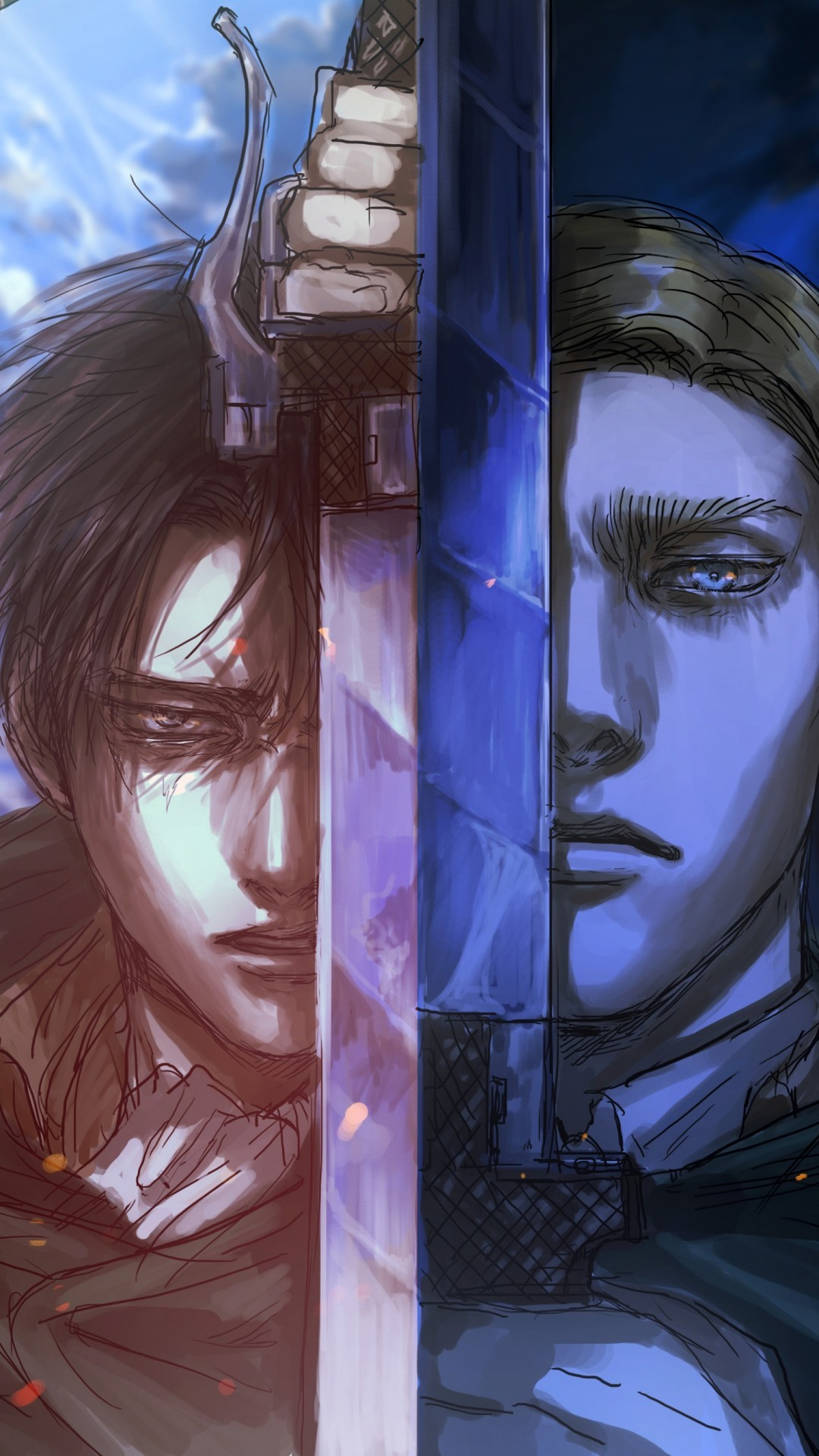 Learn the steps to customize your android wallpaper. Aot Levi Wallpaper (64+ images)