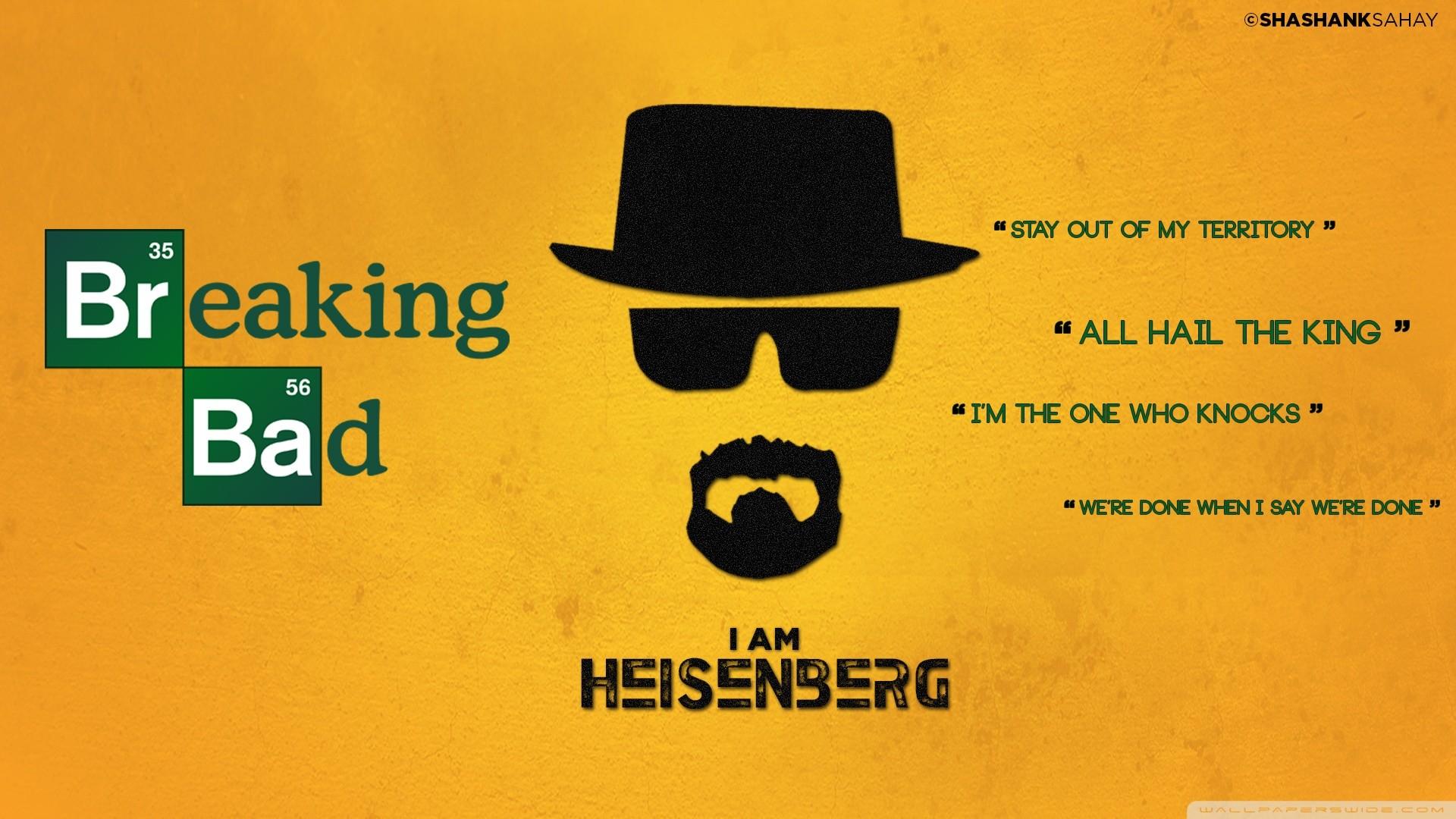 All Hail King Breaking Bad Wallpaper