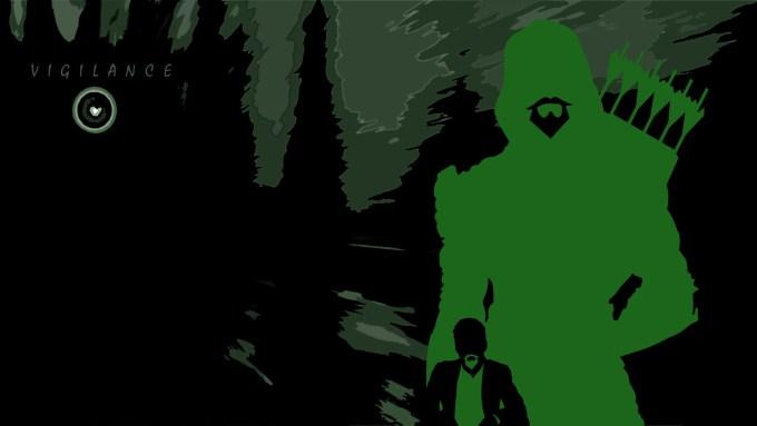 Green Arrow Logo Hd Wallpaper Viewsitenew Co
