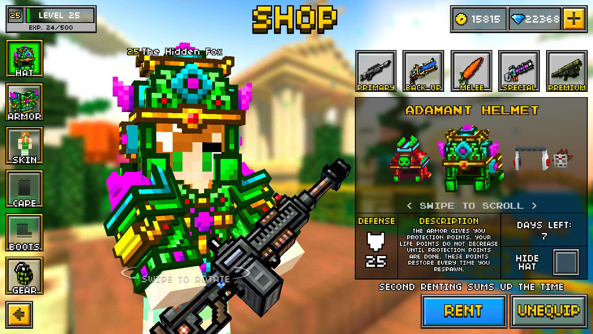 How To Hack Pixel Gun 3d 10 3 1 The Journaling Of Murphy 741