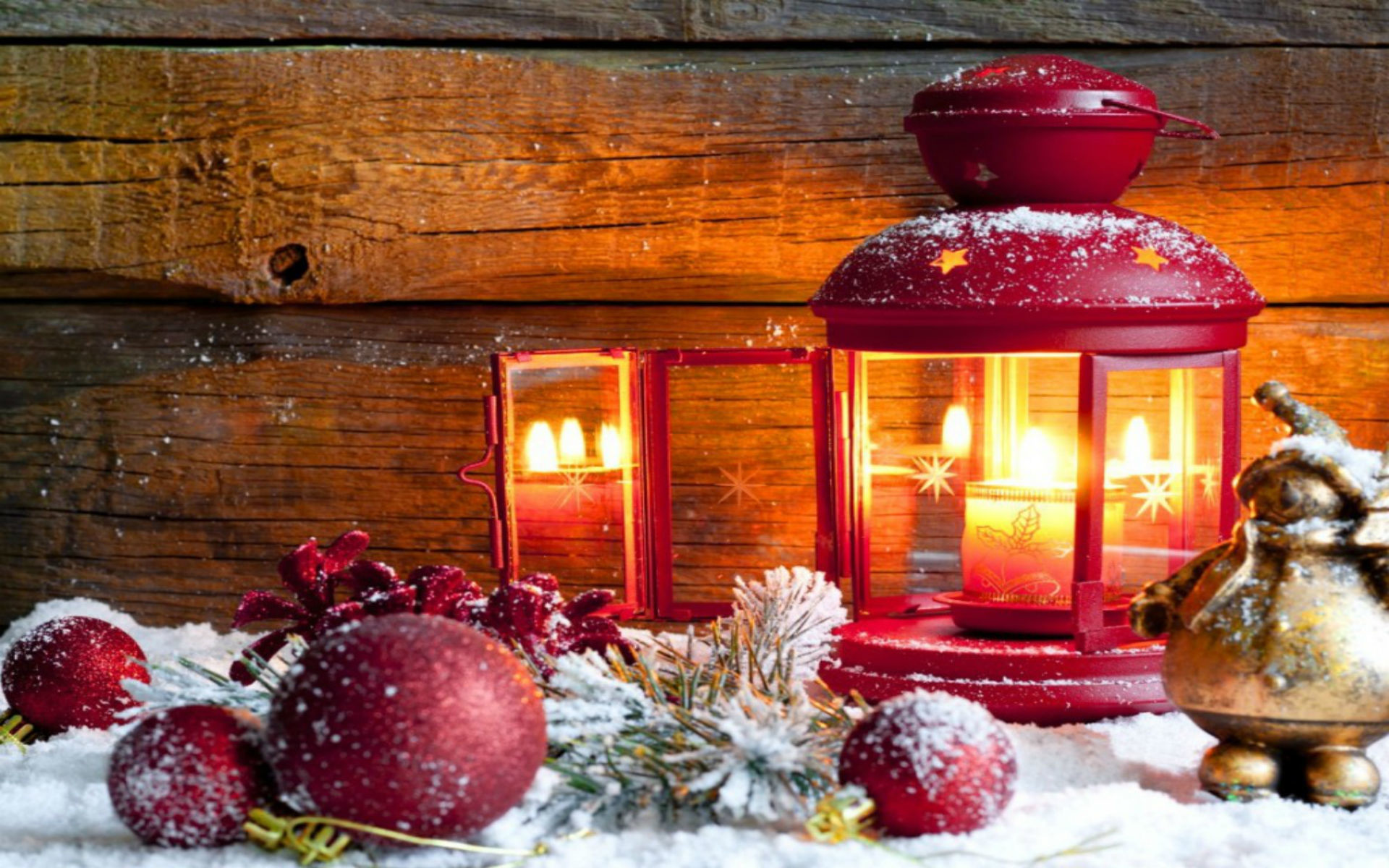 Old Fashioned Christmas Backgrounds 1440x900