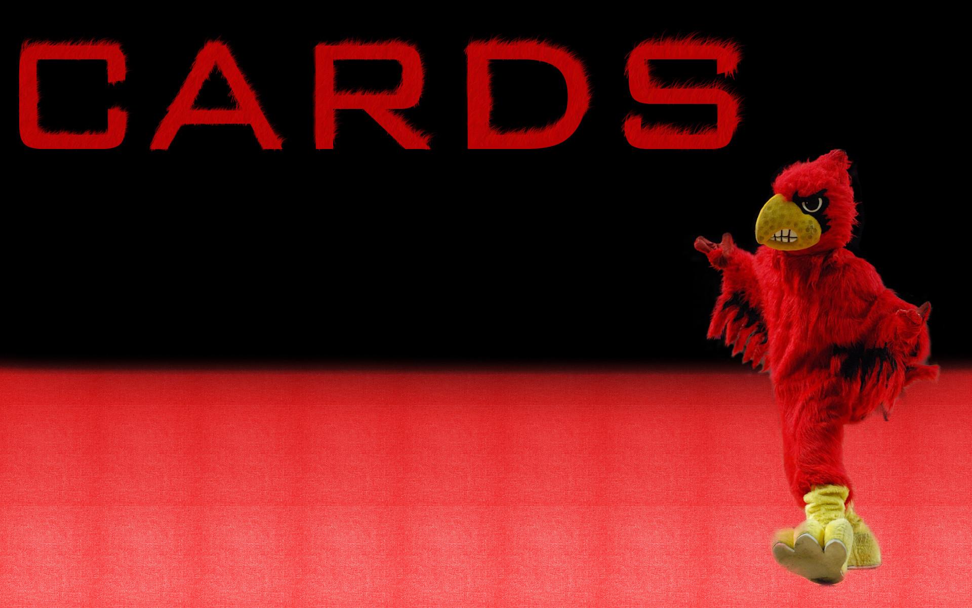 Louisville Cards Background