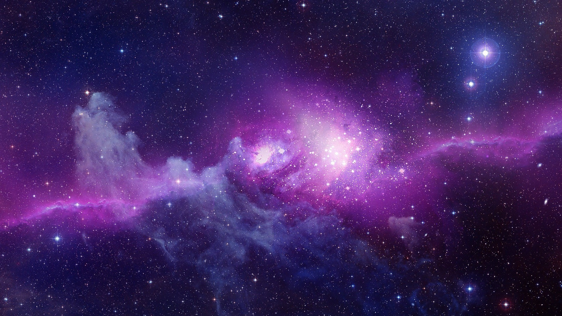 HD Purple Space Wallpaper  65  images  1920x1080 HD Purple Space Wallpaper  Galaxy Wallpaper Hd wallpaper   1244508