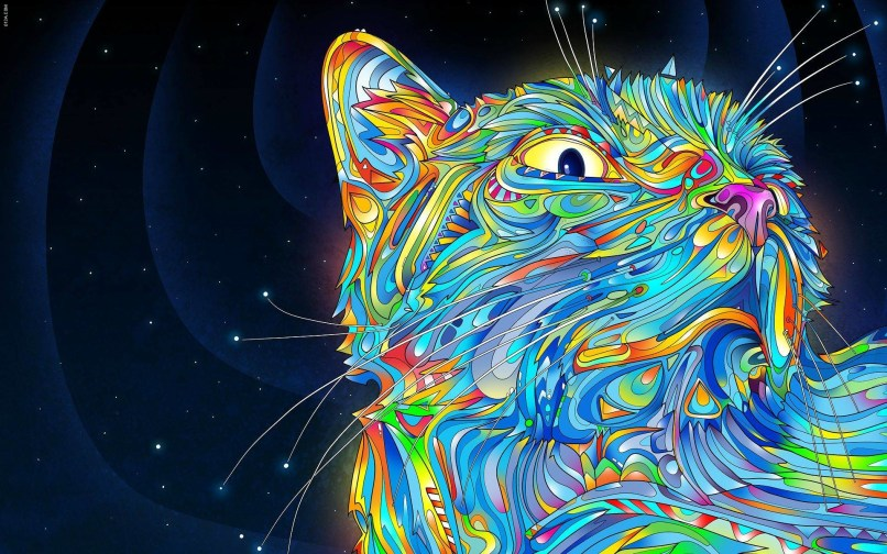 Awesome Trippy Phone Wallpapers Wallpapersimagesorg