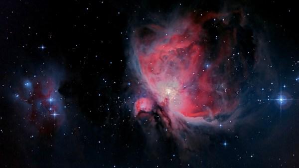 Orion Nebula Wallpaper HD (70+ images)