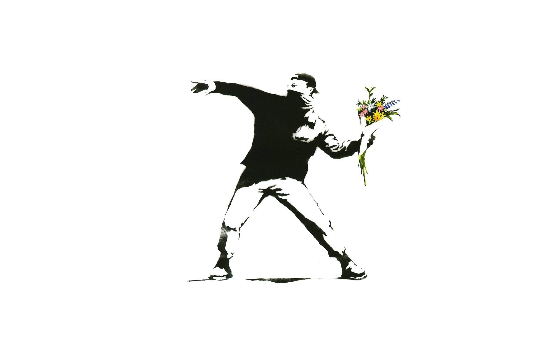 Banksy Desktop Wallpaper 62 Images
