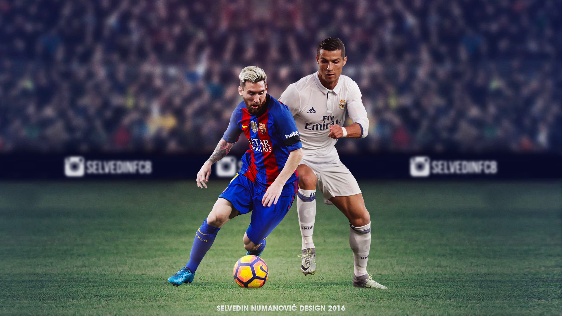 Ronaldo Vs Messi Wallpaper 2018 77 Images