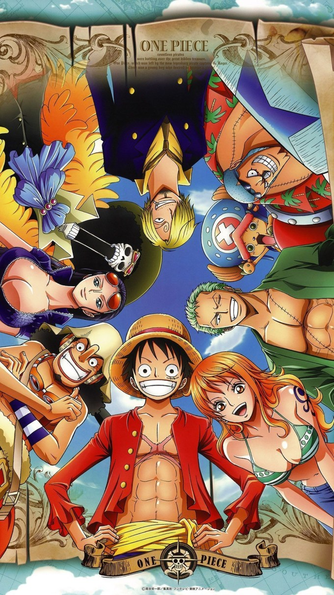 Wallpaper Hd One Piece New World Android Idea Gallery