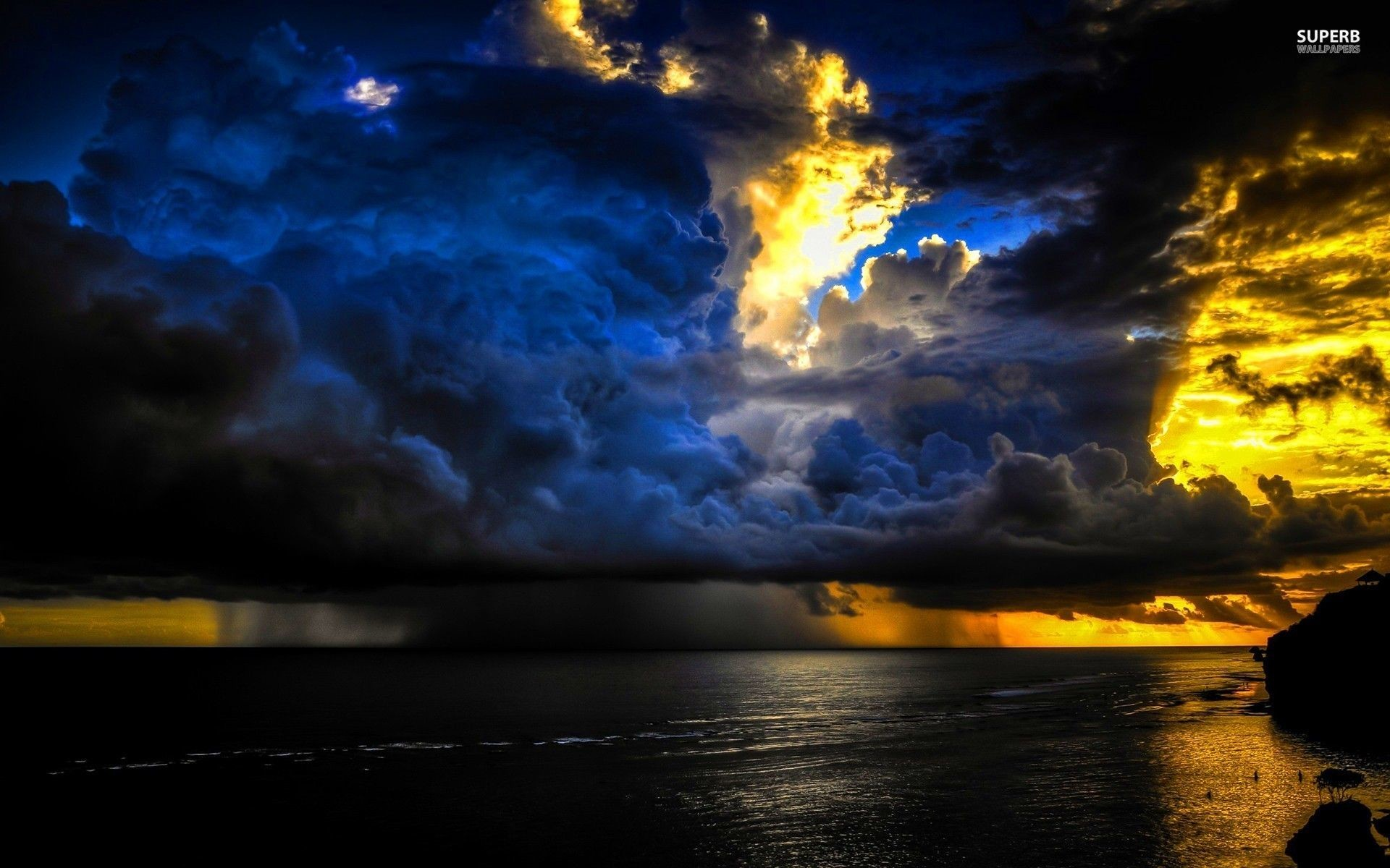 Storm Desktop Wallpaper 62 Images