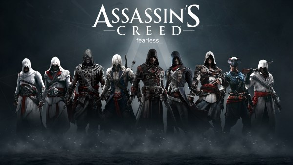 Assassins Creed Wallpaper HD (81+ images)