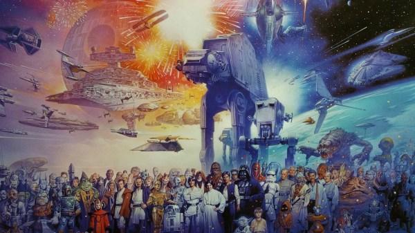 Star Wars Art Wallpaper (77+ images)