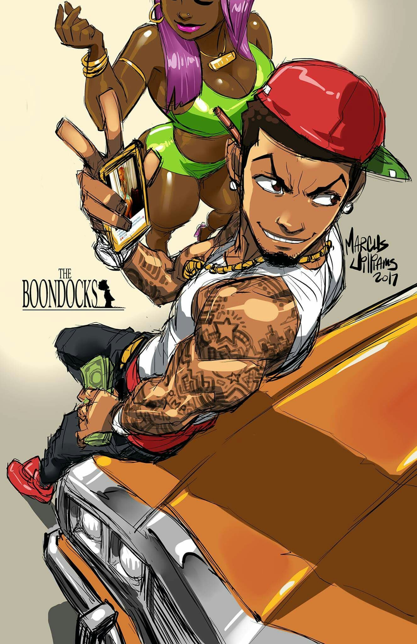 Boondocks Wallpaper For Android