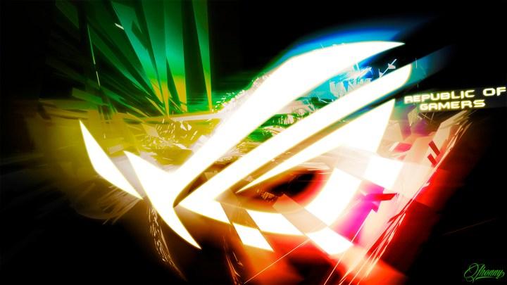Wallpaper Owl Strix Asus Hd 4k Creative Graphics 10199: Asus Rog Strix Wallpaper Full Hd