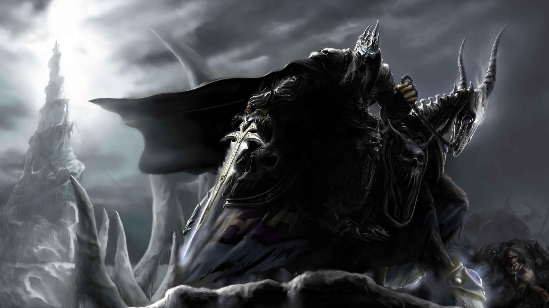 Warcraft Frozen Throne Wallpaper Wwwpixsharkcom