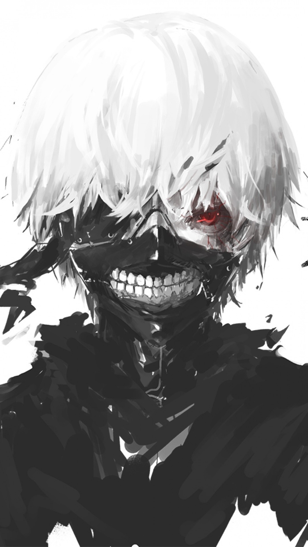 Vertical portrait hd resolution in 2160x3840, 1080x1920. Tokyo Ghoul iPhone Wallpaper (76+ images)