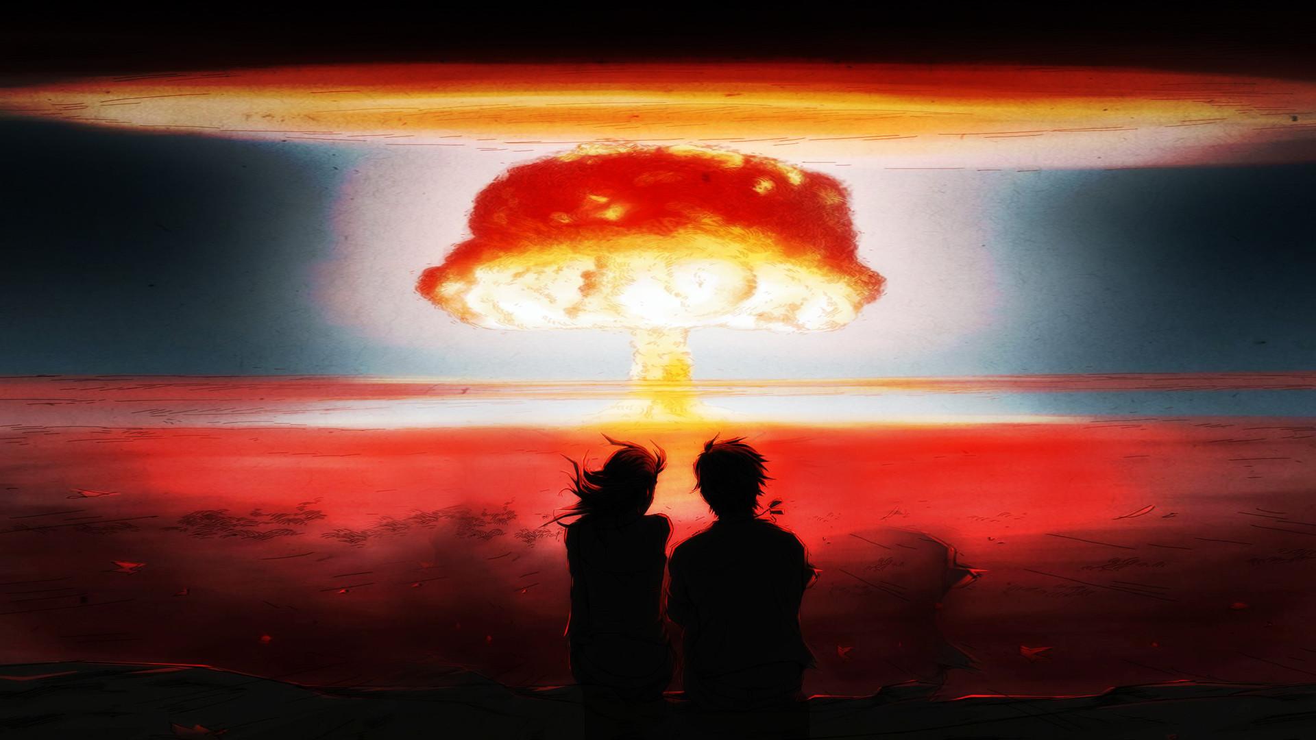 nuke explosion wallpaper (64+ images)