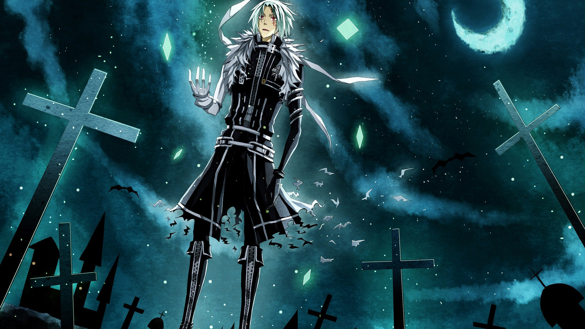 Allen D Gray Man Wallpaper