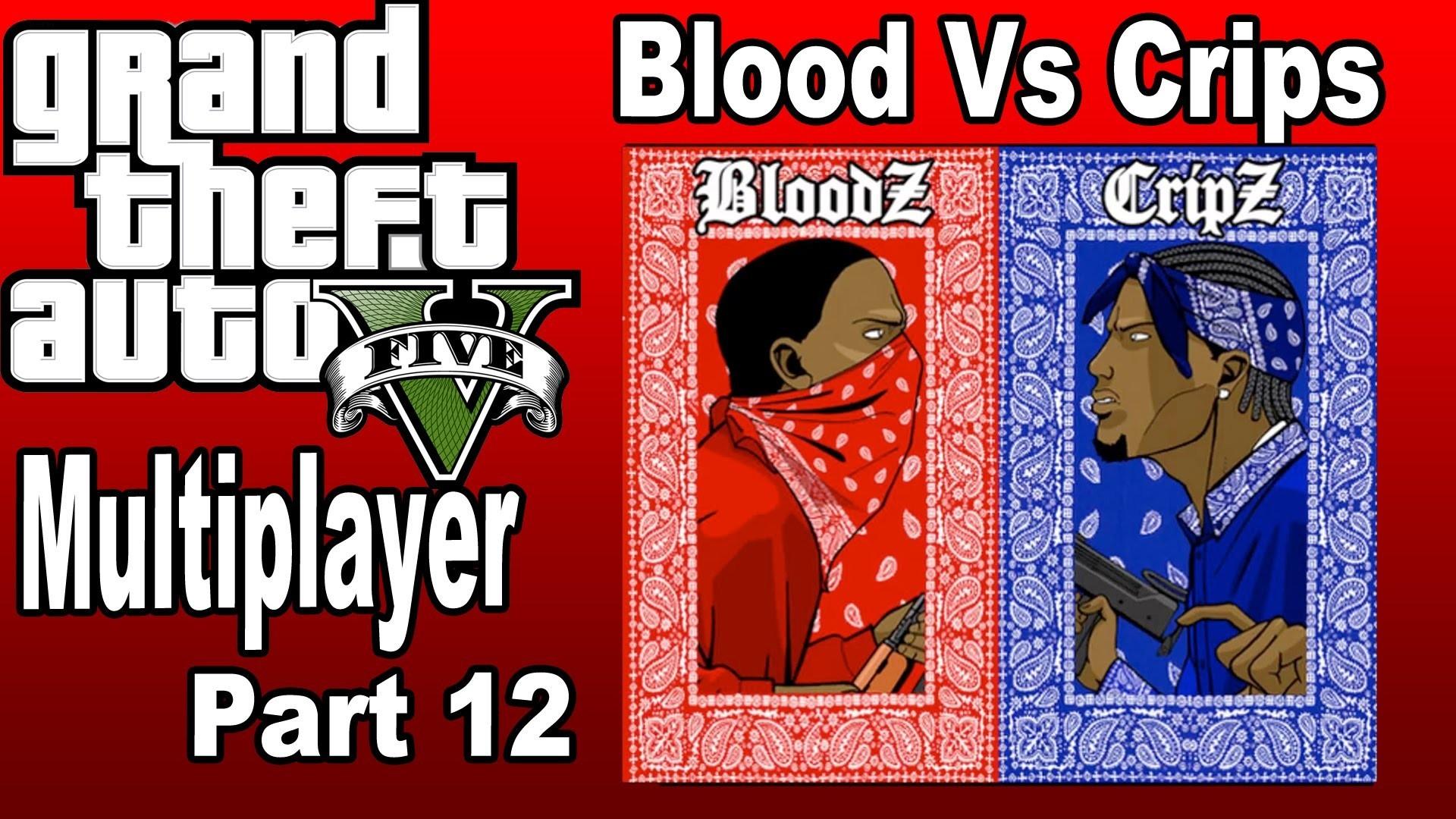 Blood Vs Crips Girl Girl