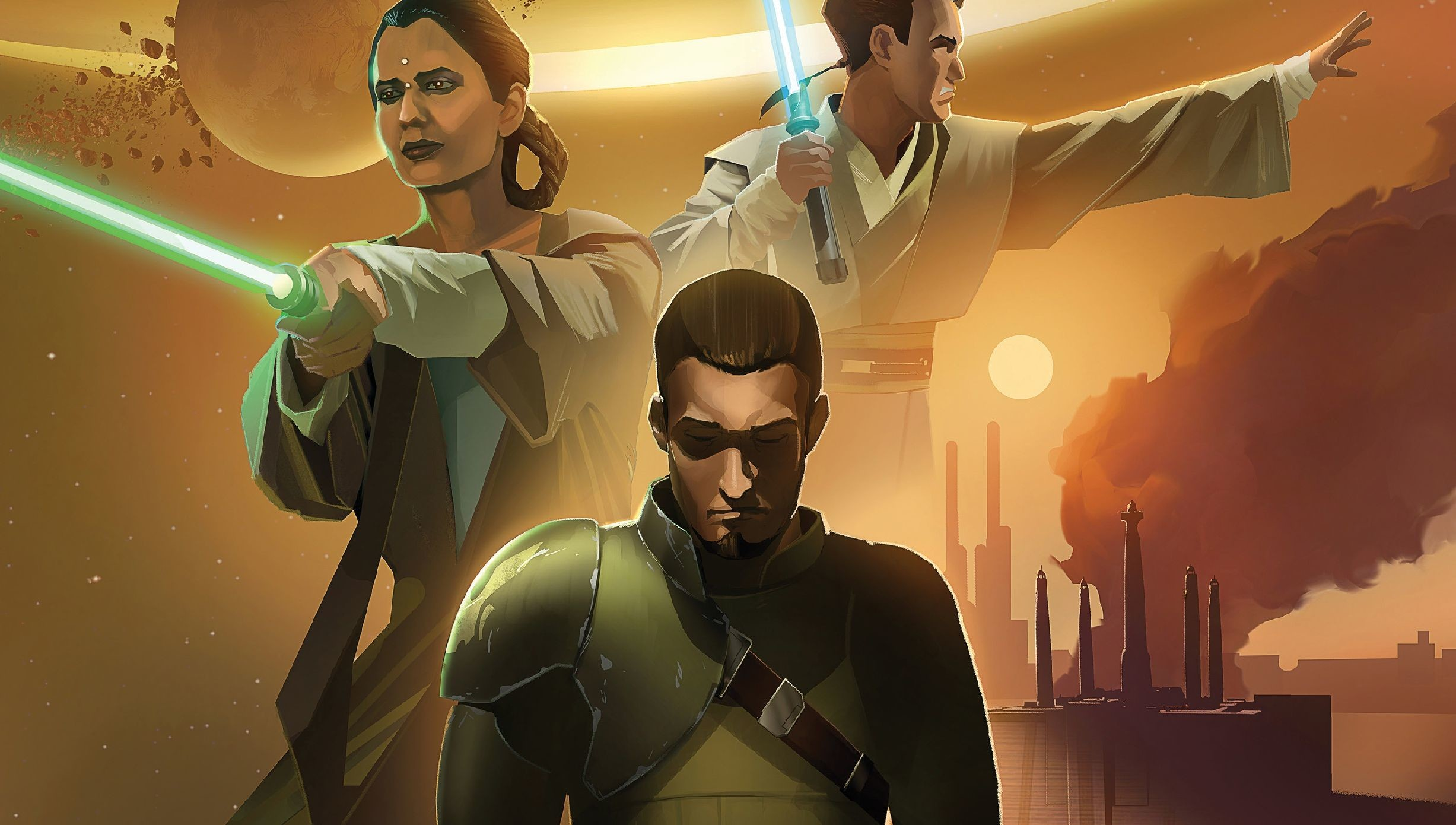 Star Wars Rebels HD Wallpapers 84 Images
