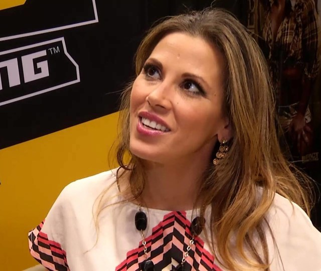 X Law Mickie James On Tna Departure New Character Trish Stratus Youtube