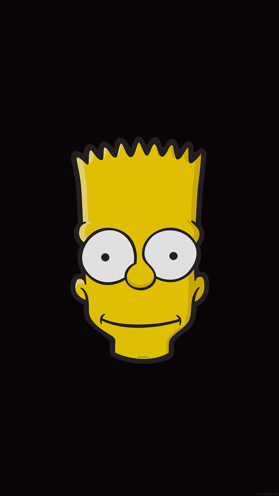 Sad Bart Wallpaper Iphone Wallpaper Iphone