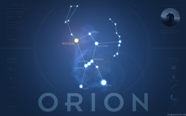 Orion Constellation Wallpaper (67+ images)