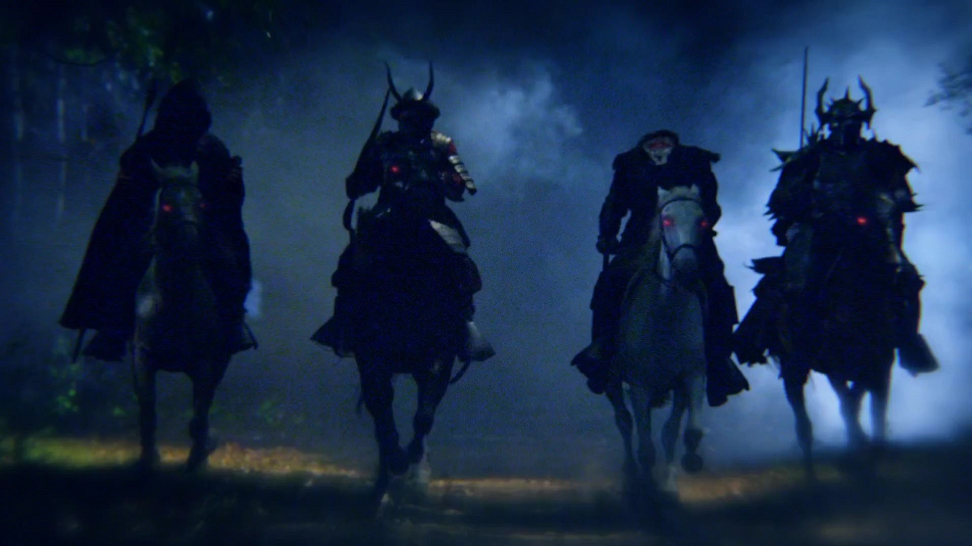 Four Horsemen Of The Apocalypse Wallpaper 74 Images
