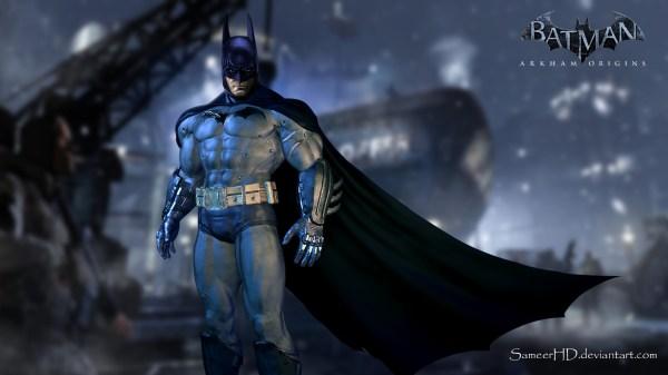 Batman Arkham Origins Wallpaper 81 images