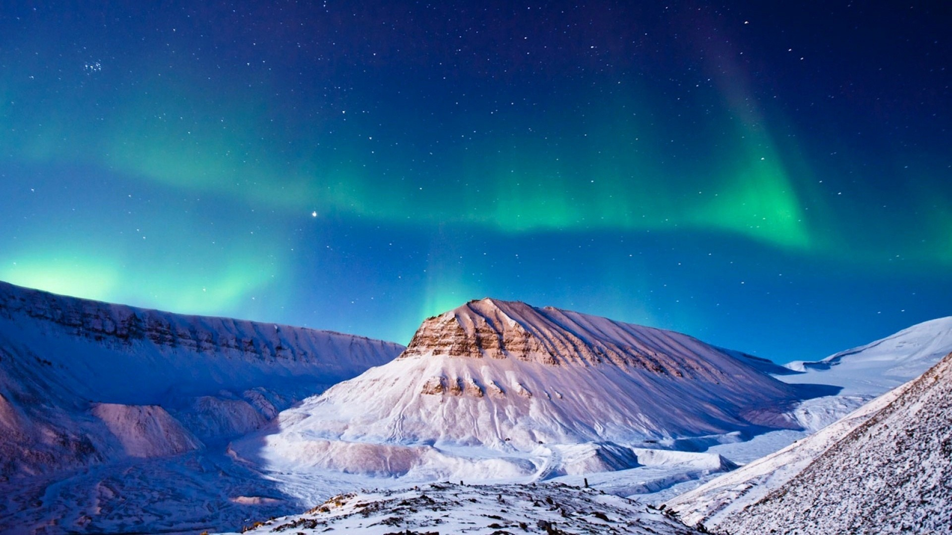 Winter Night Sky Wallpaper 64 Images