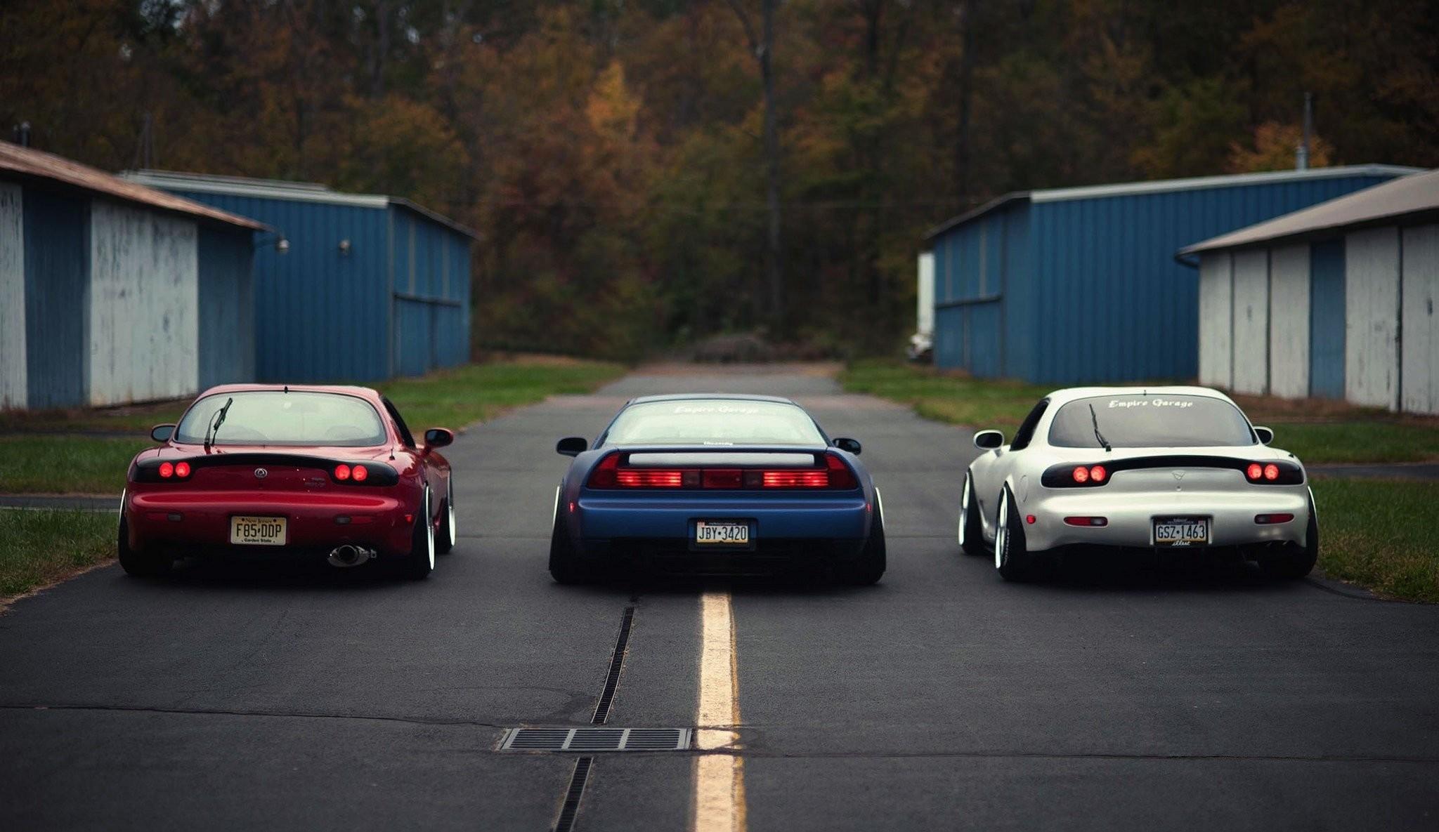 Mazda RX7 Wallpaper 63 Images