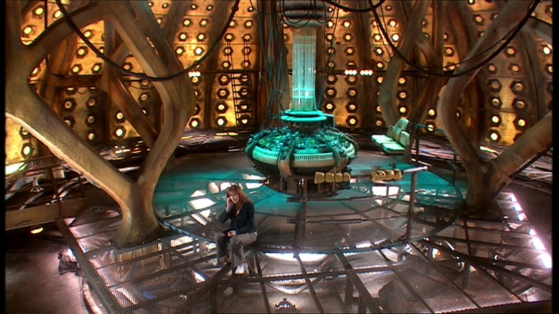 Inside Of The Tardis Wallpaper 68 Images