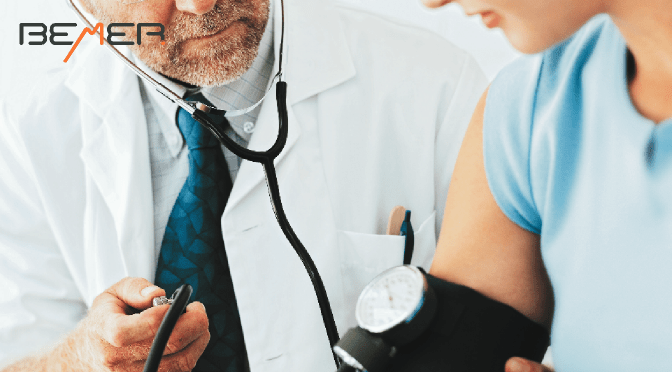 Hypertension – High Blood Pressure