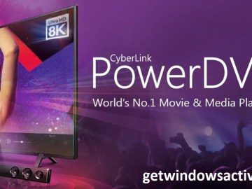 CyberLink PowerDVD Ultra 19.0 Activation Key Free For You 2019