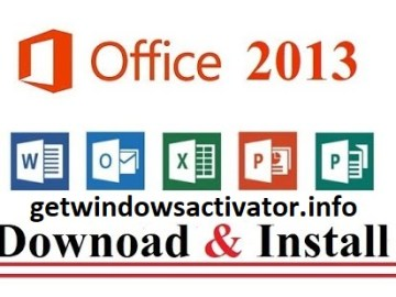 How to Activate Microsoft Office 2013 ⸤Without Product Key⸥ LATEST