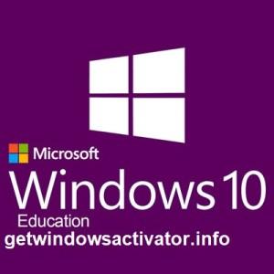 Windows 10 Education Crack + Activation Key Full Version Download 2021