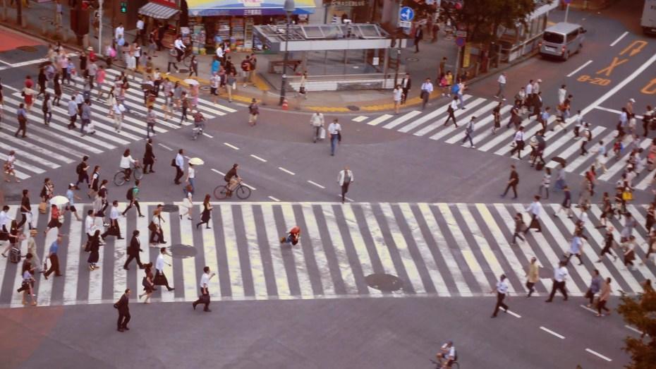 Mario Shibuya Crossing