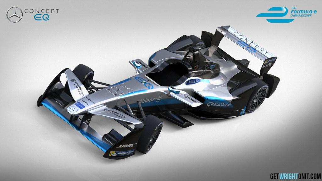 Mercedes Formula E Concept