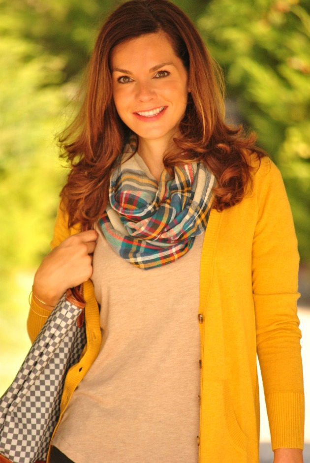 yellow-sweater-plaid